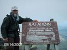 Mt Katahdin by Beach Bum in Thru - Hikers