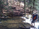 Ct Creek Crossing by tdilf in Section Hikers