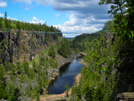 Ouimet Canyon by AmyJanette in Other Trails