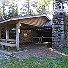 Mt Collins Shelter 2010 by wornoutboots in North Carolina & Tennessee Shelters