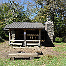 Double Springs Gap Shelter 2010 by wornoutboots in North Carolina & Tennessee Shelters