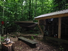 Spiltoir Shelter On The Monadnock Sunapee Greenway by FeO2 in Trail & Blazes in New Hampshire