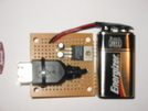Usb Trail Charger (prototype) by FeO2 in Other