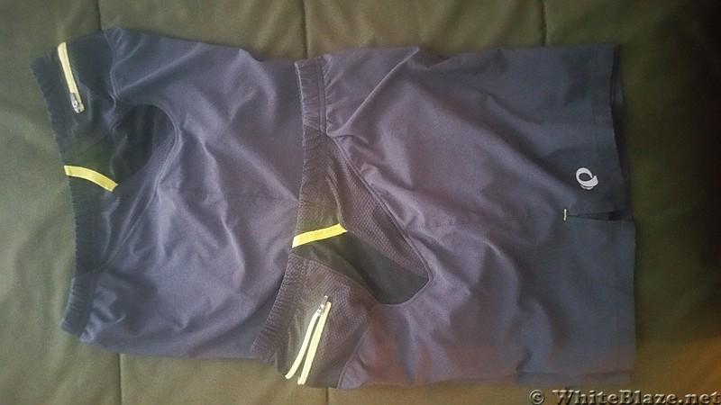 pi shorts