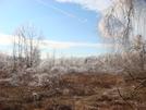 Icy Field Before Wawayanda Turnpike by Aesculus in Trail & Blazes in New Jersey & New York