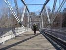 Hiking Across Swatara Bridge