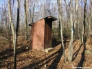 Wildcat Privy by r_m_anderson in New Jersey & New York Shelters