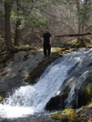 Big Rock Falls by Ch4d in Day Hikers