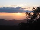 Sunset by Nicksaari in Trail & Blazes in Virginia & West Virginia