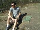 Zack On Springer by zdavies in Thru - Hikers