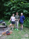 Section Hikers and Thru-hikers at Dahlgren by MedicineMan in Thru - Hikers