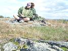 Medicineman & Sho-me In Ny by MedicineMan in Thru - Hikers