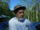 Faces On The Trail In Ct- Amish Man