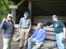 Faces On The Trail In Ct-amc Crew by MedicineMan in Section Hikers