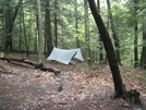My Mobile Home In Mass. by MedicineMan in Hammock camping