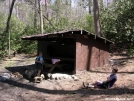 Curley Maple Gap Shelter by MedicineMan in North Carolina & Tennessee Shelters