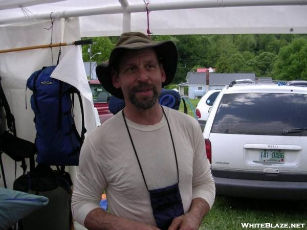 Jonathan McCue of Moonbow Gear