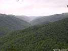 View between BuenaVista and Rockfish Gap by MedicineMan in Trail & Blazes in Virginia & West Virginia