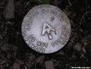 AT survey marker by MedicineMan in Trail & Blazes in Virginia & West Virginia