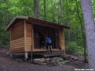 new Boy Scout shelter by MedicineMan in Virginia & West Virginia Shelters