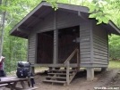 Catawba Mtn. Shelter