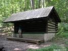 Sam Moore Shelter by MedicineMan in Virginia & West Virginia Shelters