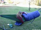 Zipping up.... by MedicineMan in Hammock camping