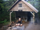 Roan High Knob Shelter by MedicineMan in Section Hikers