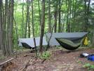 Spivey-gap To Nolichuchey River by MedicineMan in Hammock camping