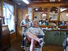 Me And Port Clinton Barber by MedicineMan in Town People