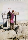 Atop Mt Washington by Kozmic Zian in Trail & Blazes in New Hampshire