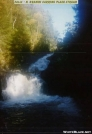 The Falls At Pearce Pond Stream by Kozmic Zian in Trail & Blazes in Maine