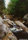 Rainbow Stream by Kozmic Zian in Trail & Blazes in Maine