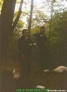 Lois & Clark at Hertlein Campsite PA by Kozmic Zian in Thru - Hikers