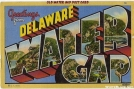 Delaware Water Gap Postcard by Kozmic Zian in Maryland & Pennsylvania Trail Towns