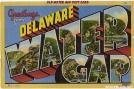 Delaware Water Gap Postcard