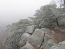 Ice On Crescent Rock by rampli in Views in Virginia & West Virginia