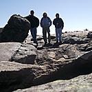 Grassy Ridge/Roan mtn. hike