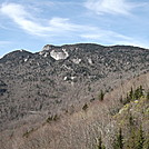 Attic window Peak as seen from Tanawha trail by jsb007 in Day Hikers