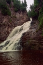 Caribou Falls by IceAge in North Country NST
