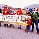 Harpers Ferry Christmas Parade 2012 - ATC Contingent