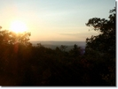 Sunset From Trail by X-LinkedHiker in Maryland & Pennsylvania Trail Towns
