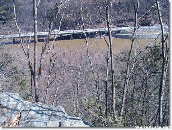 Delaware Water Gap (mt Minsi)