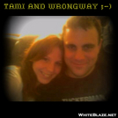 Me And Wrongway by turtle_tami in Faces of WhiteBlaze members