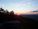 Mcafees Knob Sunset by alauver in Trail & Blazes in Virginia & West Virginia