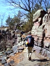 Ice Age Trail - Approach To Devil's Lake by The Raven in Other Trails