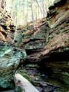 Ice Age Trail - Parfrey's Glen by The Raven in Other Trails