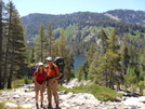 Hike To Lake Alhoa by Bear Cables in Section Hikers