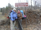 Buffalo River Trail by Bear Cables in Faces of WhiteBlaze members
