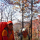 Three Forks to Neels Gap Fall 2011 by Bear Cables in Section Hikers